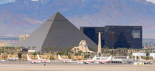 About Las Vegas Airport